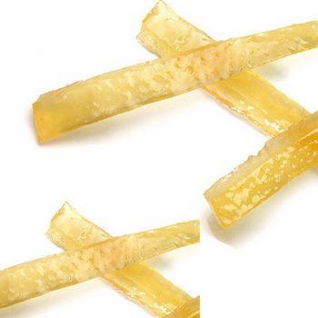 1kg Bastones de piel de limón recto calibrado 6-7 cm