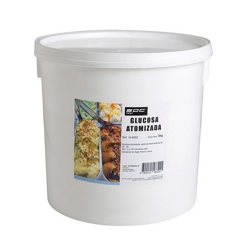 5kg Glucosa Atomizada (helados)