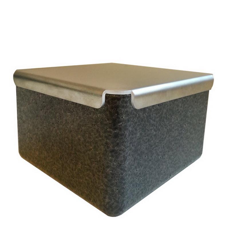 1 Plancha fria nitro 12x12cm