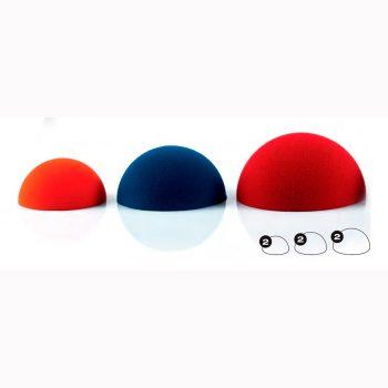 Kit semisferas en 3 dimensiones (diam. 80-100-120mm)