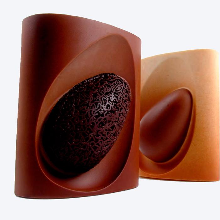 Kit Huevo Pascua  - 4 uds para hacer  2 huevos