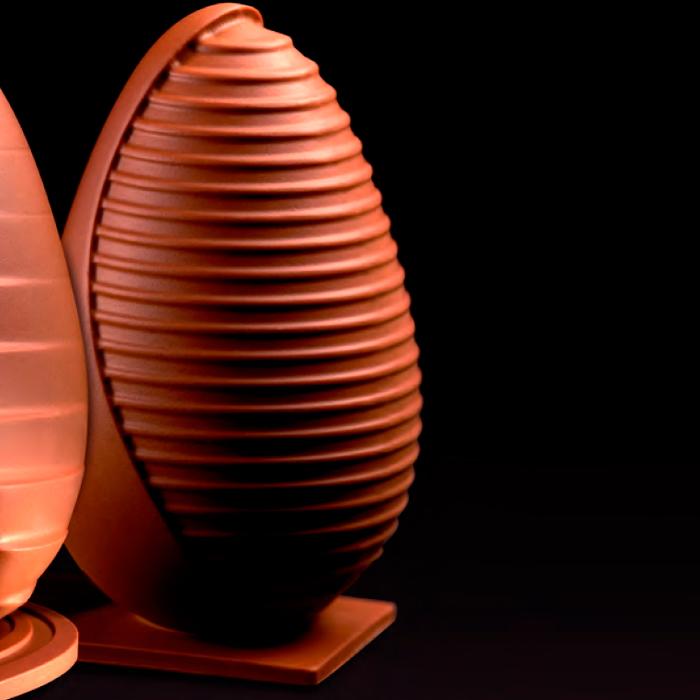 Kit Huevo Pascua  - 6 uds para hacer  2 huevos