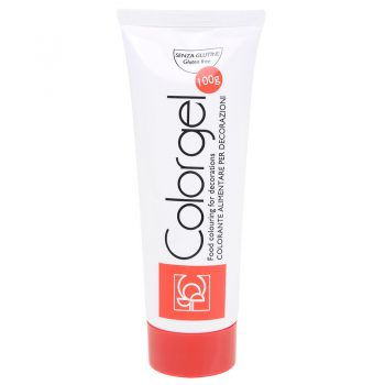 COLOR GEL 100g ROJO CEREZA