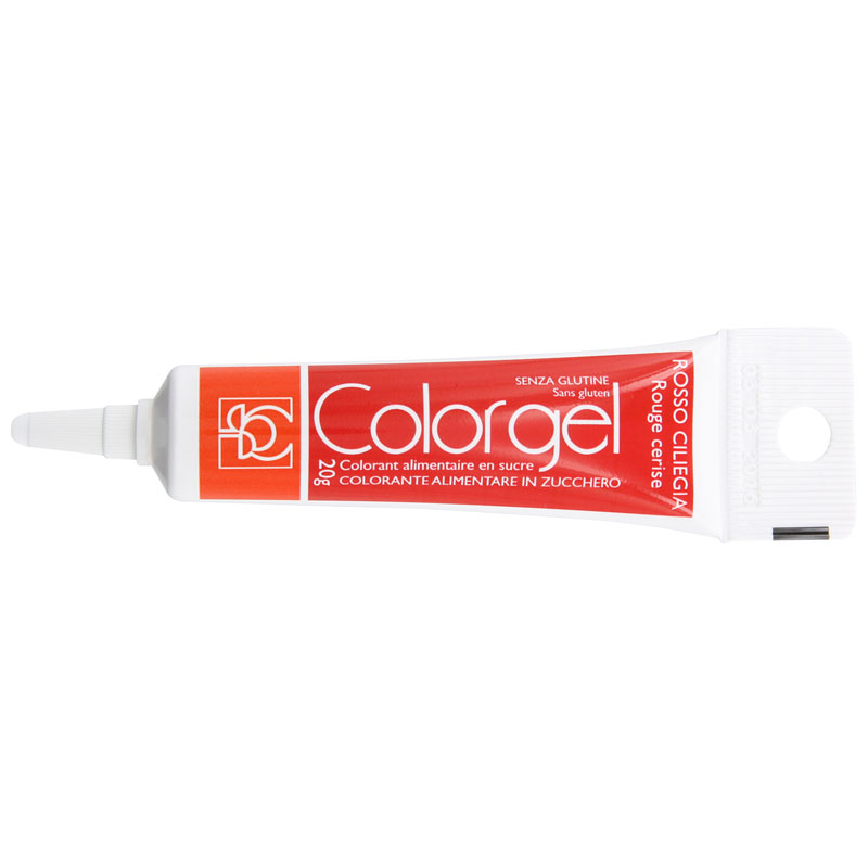 COLOR GEL 20G ROJO CEREZA