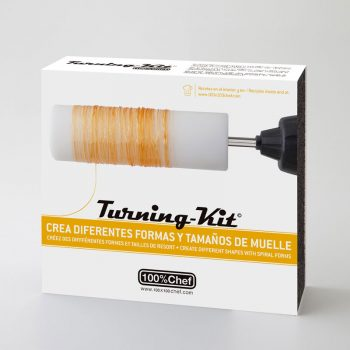 TURNING KIT – 100% CHEF