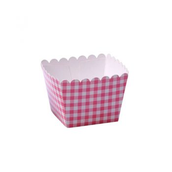CAJA PALOMITAS MINI ROSA – 100% CHEF