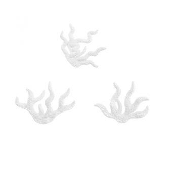 CORAL 2D BLANCO KIT DE 3 MODELOS CAJA/18 UNI