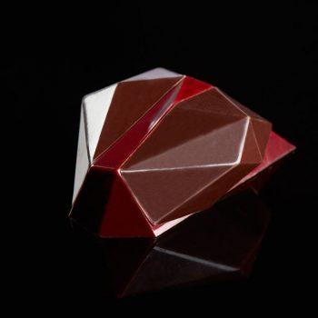 HEART molde en policarbonato – 3 formas para hacer 5 corazones