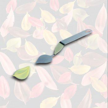 FLYCHOC herramienta en Inox large leaf S 40×30 mm