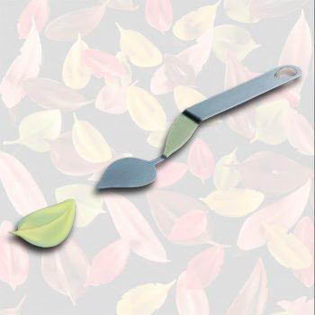 FLYCHOC herramienta en Inox large leaf L 60×44 mm