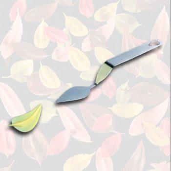 FLYCHOC herramienta en Inox leaf L 80×40 mm