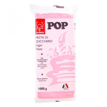 FONDANT 1KG POP ROSA CONFITE