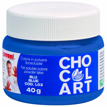 Polvo liposoluble gr.40 azul