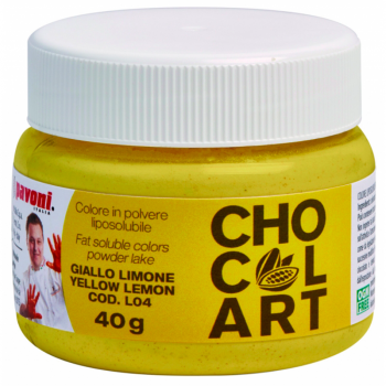 Polvo liposoluble gr.40 amarillo limon