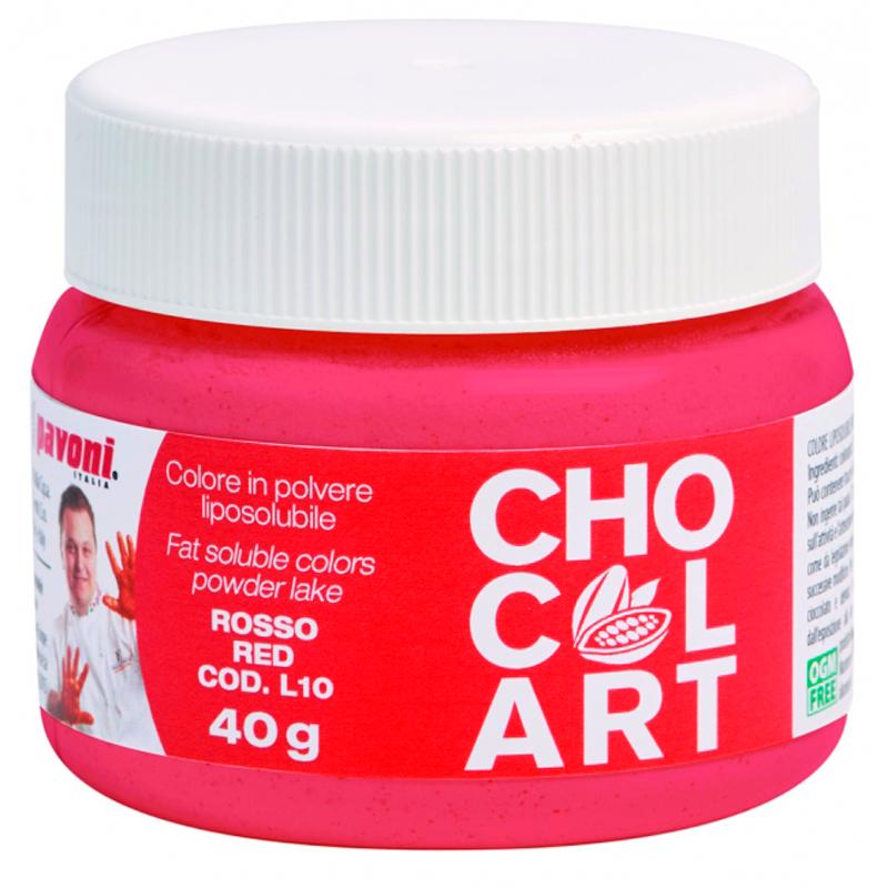 Polvo liposoluble gr.40 rojo