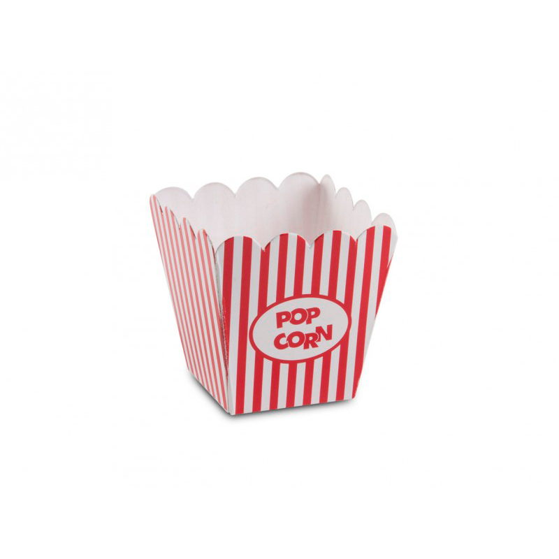 POP CORN BOX (100 UNDS)