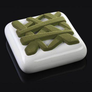 Molde de silicona Mini Shangai Pavoni TOP143