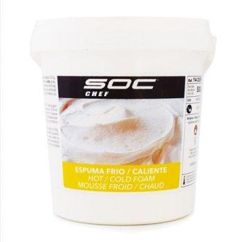 Espuma frio caliente 500g Soc Chef 14-2029