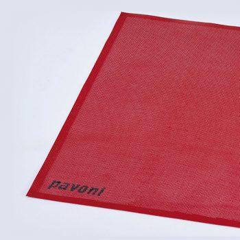 Tapete de silicona microperforado Pavoni FOROSIL varios tamaños