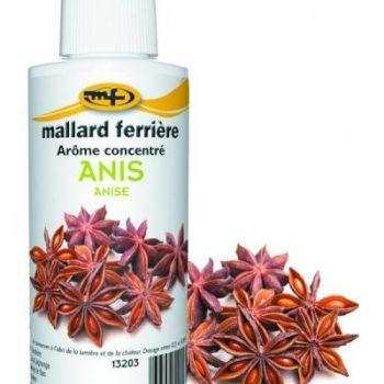 Aroma de Anis amarga concentrado 125ml.