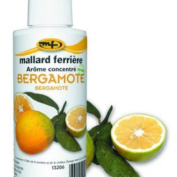 Aroma de Bergamota concentrado 125ml.