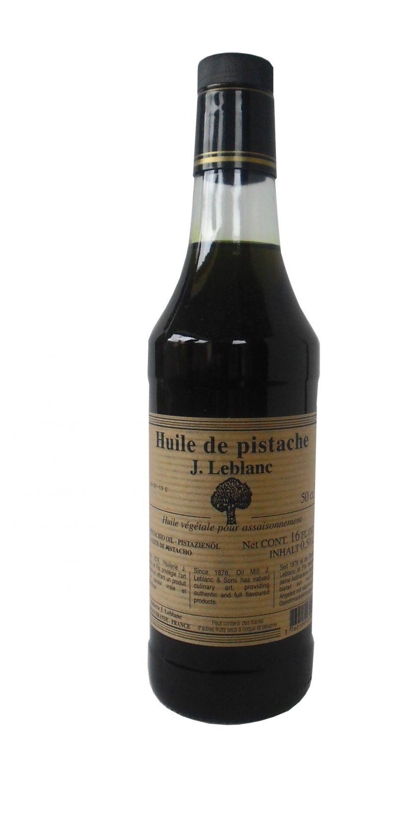 aceite de pistacho leblanc